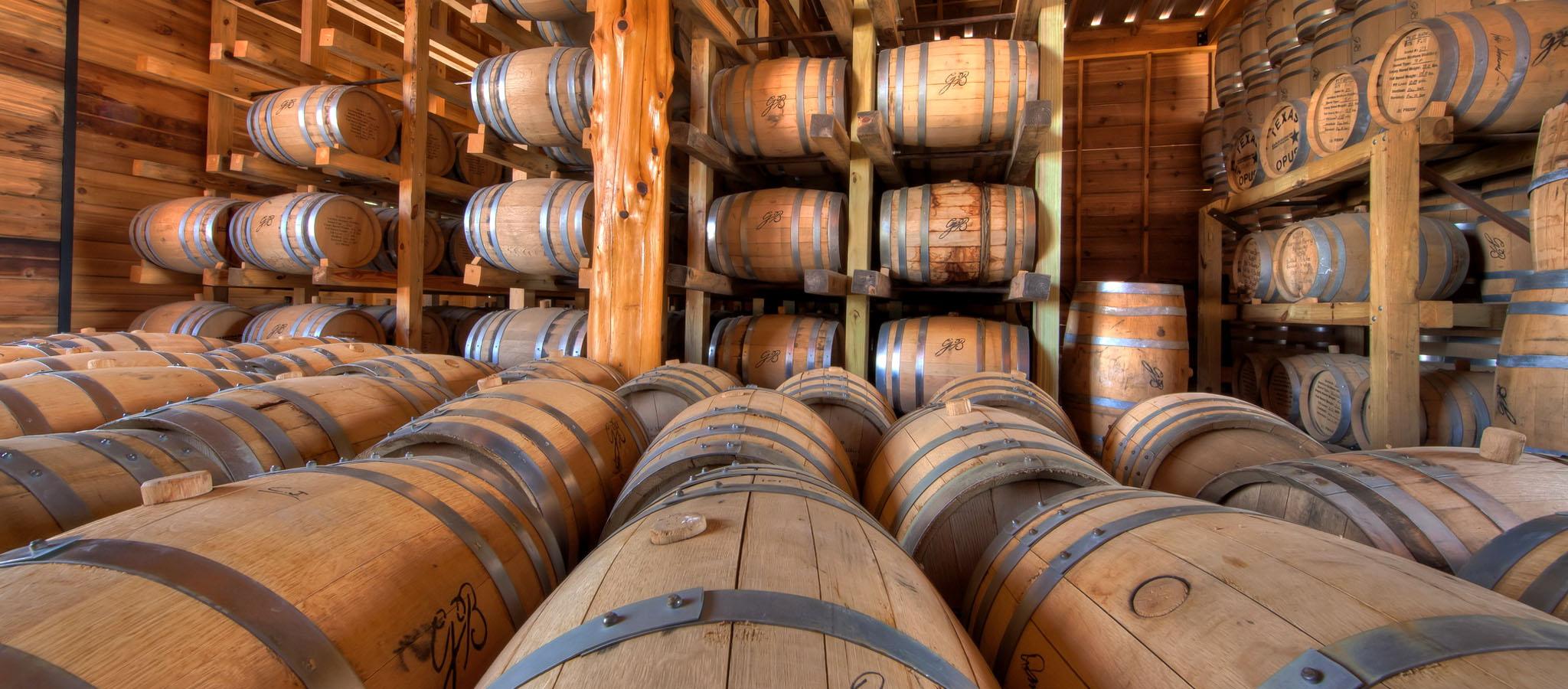 Bourbon Barrels
